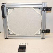 "Bosch Rexroth Aluminum Extrusion Framing System Lexan Window 18.25"" X 15.75"" NEW"