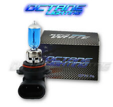 9006 Xenon 6k 6000k Super White Halogen 55W 12V Headlight / Fog Lamp Light Bulb
