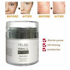 Moisturizer Face Cream With 2.5% Active Retinol Hyaluronic Acid Vitamin E 50mlHU