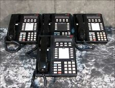 LOT OF 4 AVAYA/LUCENT 8411D TELEPHONES