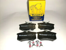 KB17 BARUM Brake Pads, Brake Pads, Brake Pad, New, Rear VW POLO 6N,9N Ha