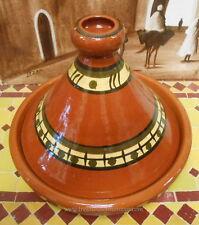 Moroccan Cooking Tagine Medium Terracotta Cook Pot Tajine Tangine  Lead Free