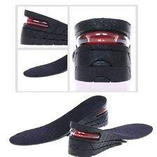NEW Men Shoe Insole Air Cushion Heel insert Increase Taller Height Lift 5 cm hot