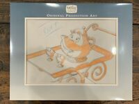 ORIGINAL CEL ART DRAWING Walt Disney's Belle's Magical World TV Beauty Beast
