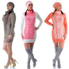 Knit Long Sleeve Women's Multicolor