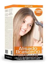 Kativa Keratina & Argan Oil Lisciatura Brasiliano Senza Formaldeide Kit