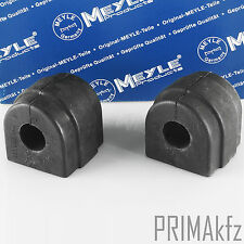 2x Meyle 314 615 0003 Stabiliser Bearing Storage Front BMW 3er E46 Z4 E85