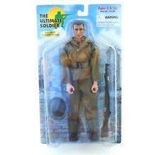 The Ultimate Soldier WW2 1/6 Figure new closed - 3rd infantry division - german