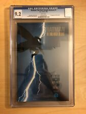Batman The Dark Knight Returns 1 CGC 9.2 First Print NM- White Pages DC 1986