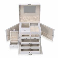 Makika 43777110 Schmuckkästchen mit 5 Schubladen - Weiß