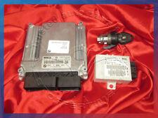 BMW E53 E83 X5 X3'ies 3.0d M57N DIESEL ENGINE SET ECU UNIT DDE EWS 4.3 KEY LOCK