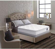 Serta Queen Mattress Set Sleeper Memory Foam Gel Support Back Rest Foundation