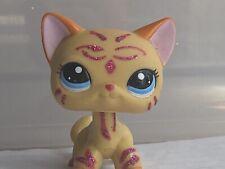 Lps Glitter Shorthair Cat Authentic