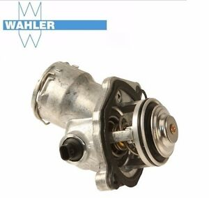 For Mercedes Benz SLK300 SLK350 V6 OE Wahler German Thermostat With Sensor