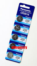 Panasonic CR2016 2016 ECR2016 3V Button Coin Cell Battery Genuine