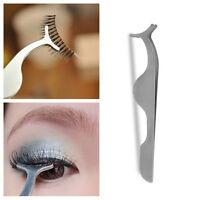 Wimpern Make-up Falsche Künstliche Verlängerung Pinzette Wimpernzange Utensilien