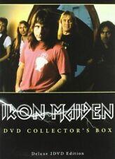 Iron Maiden - DVD Coleccionista Caja Nuevo DVD