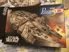 Puzz3D 857 Piece 3D Jigsaw Puzzle Star Wars Millennium Falcon