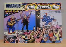 1x stripboek / comic Urbanus / Pink Penarie Pop PinkPop 2019 / Oplage:2000