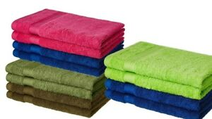 100% Cotton 2 Piece Bath Towel Set,500 GSM (Size: 140x70 cm)