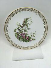 Edward Marshall Boehm Plate Indian Summer Bouquet