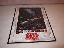 1994 Star Wars Trilogy Movie Cards Set Factory Sealed