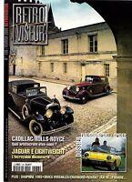 RETROVISEUR 138 FIAT 850 SPORT CADILLAC V8 1930 RR PHANTOM JAGUAR E LIGHTWEIGHT