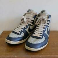 NIKE Terminator Original Black Grey Vintgage 1980s Sneakers Basketball