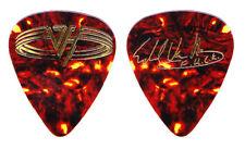 Eddie Van Halen Signature Brown Faux Tortoise Guitar Pick #2 - 1991 Tour
