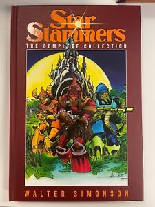 IDW STAR SLAMMERS : THE COMPLETE COLLECTION : SIGNED : HARDCOVER : BRAND NEW