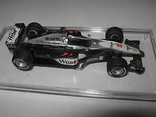 1:43 McLaren Mercedes mp4/14 D.C. GP spain 1999 Full tabac brûlé tameo handbuilt