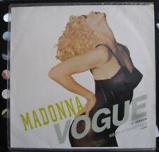 "MADONNA Vogue 12"" version/Keep It Together 12"" remix"