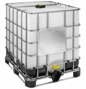 NEW 1000 LITRE IBC STEEL PALLET GALVANISED CAGE UN - APPROVED BULK OFFER x 2  !!