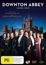 Downton Abbey - Season 3 (DVD, 5 Disc Set) NEW R4 Series