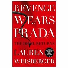 Revenge Wears Prada : The Devil Returns by Lauren Weisberger (2013, Hardcover)