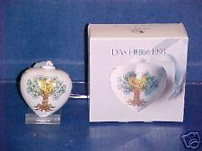 Hutschenreuther Porzellan Herz 1993 mit OVP