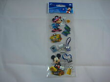 "EK Success Disney Mickey & Minnie ""Vacation 1"" - 10 pcs Dimensional Stickers #S1"