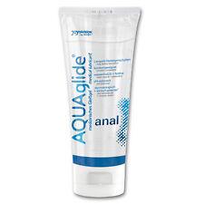 Lubrificante anale Base acqua Gel 100 ml Aquaglide Anal Joydivision Massaggio