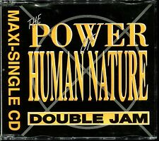 DOUBLE JAM - THE POWER OF HUMAN NATURE - CD MAXI [56]