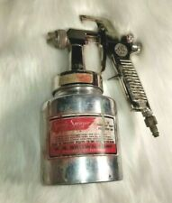 Vintage Paint Speedy 3 Way Sprayer Gun Stainless Heavy Duty 331 Wr Brown Corp.