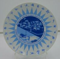 Vintage Goddard Space Flight Ctr 10th Anniversary 1961-1971 Plate