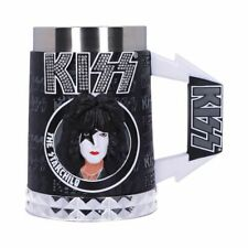 More details for nemesis now officially licensed kiss glam paul stanley the starchild tankard