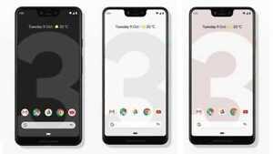 "Google Pixel 3 & XL 64/128GB 5.5""-6.3"" 12MP Smartphone White / Black / Pink"