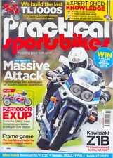 5 New Copies Of Practical Sportsbikes Magazine - Issues:51,52,55,56,57