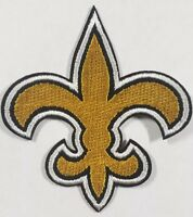 New Orleans Saints NFL~Iron On Logo Patch~Free Shipping From U.S.A.~
