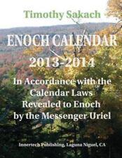 Enoch Calendar 2013-2014 (Paperback or Softback)