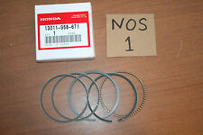 Honda ATC 200 Piston Ring Set STD NOS # 13011-958-671