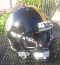 Full Size Pittsburgh Steelers Riddell NFL Football helmet