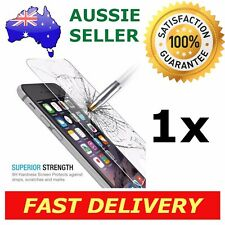 1x iPhone 6 6sPremium 9H Shatter Proof Tempered Glass Screen Protector Apple AU