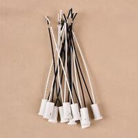 10PCS/LOT G4 Base g4 Socket plug ceramic g4 Holder Head Wire Connector 10cm 20Bh